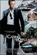 "Movie Posters:James Bond, Casino Royale (MGM, 2006). International One Sheet (27"" X 40"") DSAdvance. James Bond.. ..."