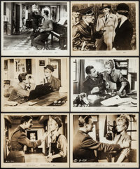 """Babette Goes to War (Columbia, 1960). Photos (11) (8"""" X 10""""). Foreign. ... (Total: 11 Items)"""