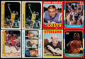 Basketball Cards:Lots, 1971-1986 Multi-Sport Stars & HoFers Collection (8)....
