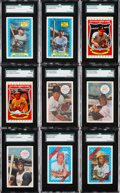 Baseball Cards:Sets, 1970 - 1983 Kellogg's Baseball Complete Sets (14). ...