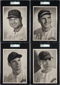 Baseball Cards:Sets, 1944 Chicago Cubs Picture Pack SGC Graded Near Set (24/25). ...