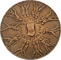 Miscellaneous Collectibles:General, 1956 Melbourne Summer Olympics Participation Medal....