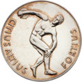 Miscellaneous Collectibles:General, 1960 Rome Summer Olympics Commemoration Medal....