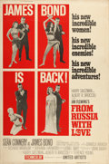 """Movie Posters:James Bond, From Russia with Love (United Artists, 1964). Poster (40"""" X 60"""")Style Z.. ..."""