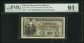 Military Payment Certificates:Series 481, Series 481 50¢ PMG Choice Uncirculated 64 EPQ.. ...