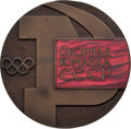 Miscellaneous Collectibles:General, 1972 Munich Summer Olympics Soviet Team Medal....