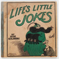 Platinum Age (1897-1937):Miscellaneous, Life's Little Jokes #nn (M. S. Publications, 1924) Condition:GD+....
