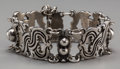 Silver Smalls:Other , A William Spratling Silver Vindobonensis Bracelet, Taxco,Mexico, circa 1940. Marks: WS, SPRATLING, MADE IN ME...