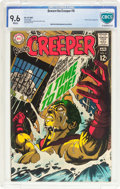 Silver Age (1956-1969):Superhero, Beware the Creeper #6 (DC, 1969) CBCS NM+ 9.6 White pages....