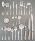Silver & Vertu:Flatware, A One Hundred and Fifteen-Piece S. Kirk & Son Repoussé Pattern Flatware Service for Twelve with Serving Pieces, ... (Total: 115 Items)