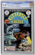 Bronze Age (1970-1979):Horror, Tales of Ghost Castle #1 (DC, 1975) CGC NM/MT 9.8 White pages....