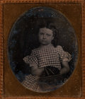 Photographs:Historical Photographs, Unknown (19th Century). Group of Eight Portraits. Five daguerreotypes and three ambrotypes. sizes range from 2-1/2 x 2 i... (Total: 8 Items)