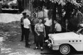 Photographs, Danny Lyon (American, b. 1942). Policemen, Clarksdale, Mississippi, 1963. Gelatin silver, 2000. 8-7/8 x 13-7/8 inches (2...