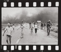 Nick Ut (Vietnamese, b. 1951) Vietnam Napalm (The Terror of War), June 8, 1972 Gelatin silver full-f