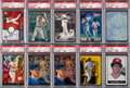 Baseball Cards:Lots, 1982 - 2001 Paul O'Neill Collection (2000+ cards) With 1/1,autographed, serial #'ed cards....