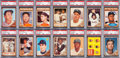 Baseball Cards:Sets, 1962 Topps Baseball High Grade Complete Set (598). ...