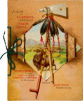 "Non-Sport Cards:Other, 1887 A2 (N2) Allen & Ginter ""Celebrated American Indian Chiefs""Album. ..."