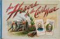"""Non-Sport Cards:Other, 1889 W. Duke Sons & Co. """"The Heroes of the Civil War"""" Album...."""