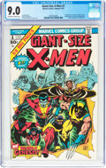 Bronze Age (1970-1979):Superhero, Giant-Size X-Men #1 (Marvel, 1975) CGC VF/NM 9.0 Off-white to whitepages....