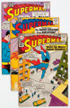 Superman Group of 12 (DC, 1962-64) Condition: Average VG.... (Total: 12 Comic Books)