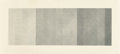 Prints:Contemporary, Sol LeWitt (1928-2007). Horizontal Composite (Black), 1970.Screenprint in colors on Strathmore paper. 12 x 33-5/8 inche...