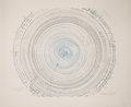 Prints:Contemporary, Damien Hirst (b. 1965). The Twist, from In a Spin, theAction of the World on Things, Volume II, 2002. Etching inco...
