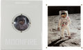 Explorers:Space Exploration, Moonfire: The Epic Journey of Apollo 11 Limited Edition Bookin Original Case with Signed and Numbered Framed Photo of...(Total: 2 Items)