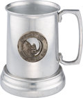 Explorers:Space Exploration, Apollo 12 Beer Tankard Presented to and from the PersonalCollection of Mission Support Crew Member Paul Weitz, Signed andCer...