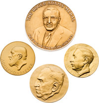Georg Wittig Nobel Prize Medal In Chemistry Received 1979Together With Four