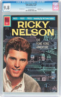 Four Color #1192 Ricky Nelson (Dell, 1961) CGC NM/MT 9.8 Off-white to white pages