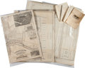 Miscellaneous:Maps, The World's Industrial and Cotton Centennial Exposition, NewOrleans, Louisiana, 1884. ...