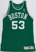 Basketball Collectibles:Uniforms, 1996-97 Alton Lister Game Worn Jersey and Shorts....