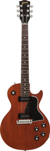 Musical Instruments:Electric Guitars, 1958 Gibson Les Paul Special Natural Solid Body Electric Guitar, Weight: 8 lbs....