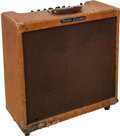 Musical Instruments:Amplifiers, PA, & Effects, 1960 Fender Bassman Guitar Amplifier, Serial # BM04458....