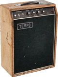 Musical Instruments:Amplifiers, PA, & Effects, Late 1960's Tempo Natural Guitar Amplifier....