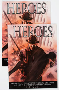 Heroes #1 Group of 2 (Marvel, 2001) CGC NM 9.4.... (Total: 2 Comic Books)