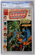 Bronze Age (1970-1979):Superhero, Justice League of America #87 (DC, 1971) CGC NM+ 9.6 White pages....