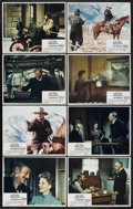 """Movie Posters:Western, The Shootist (Paramount, 1976). Lobby Card Set of 8 (11"""" X 14""""). Western. ... (Total: 8 Items)"""