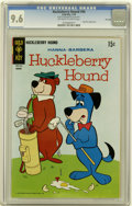 Bronze Age (1970-1979):Cartoon Character, Huckleberry Hound #40 File Copy (Gold Key, 1970) CGC NM+ 9.6Off-white to white pages....