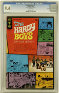 Bronze Age (1970-1979):Miscellaneous, Hardy Boys #1 File Copy (Gold Key, 1970) CGC NM 9.4 White pages....