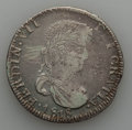 Mexico:Zacatecas, Mexico: Zacatecas. Ferdinand VII Royalist 8 Reales Trio1818-1820,... (Total: 3 coins)