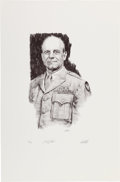 Transportation:Aviation, Jimmy Doolittle Signed Paul Calle Limited Edition Print,#603/1000....