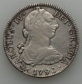 Mexico, Mexico: Charles IIV 8 Reales Trio 1790-1793,... (Total: 3 coins)