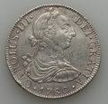 Mexico, Mexico: Charles III 8 Reales Trio 1780-1785,... (Total: 3 coins)