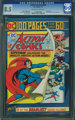 Action Comics #443 (DC, 1975) CGC VF+ 8.5 Off-white to white pages