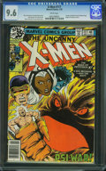 Bronze Age (1970-1979):Superhero, X-Men #117 (Marvel, 1979) CGC NM+ 9.6 White pages.