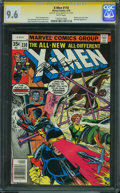 Bronze Age (1970-1979):Superhero, X-Men #110 (Marvel, 1978) CGC NM+ 9.6 White pages.