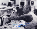 Autographs:Celebrities, Gene Kranz Signed Apollo 13 Photo with Famous Quote....