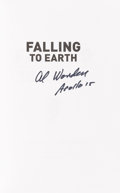 Autographs:Celebrities, Al Worden Signed Book: Falling To Earth. ...