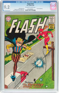 Silver Age (1956-1969):Superhero, The Flash #121 (DC, 1961) CGC NM- 9.2 Off-white to white pages....